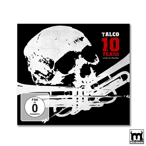 Talco - 10 Years Live in Iruna